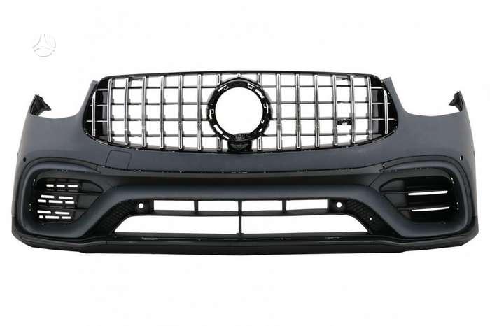 Mercedes-Benz GLC Coupe klasė rezerves daļās. Mercedes benz glc klasė suv x253 facelift 2020 a