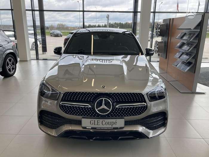 Mercedes-Benz GLE Coupe 400, 2.9 l., Внедорожник