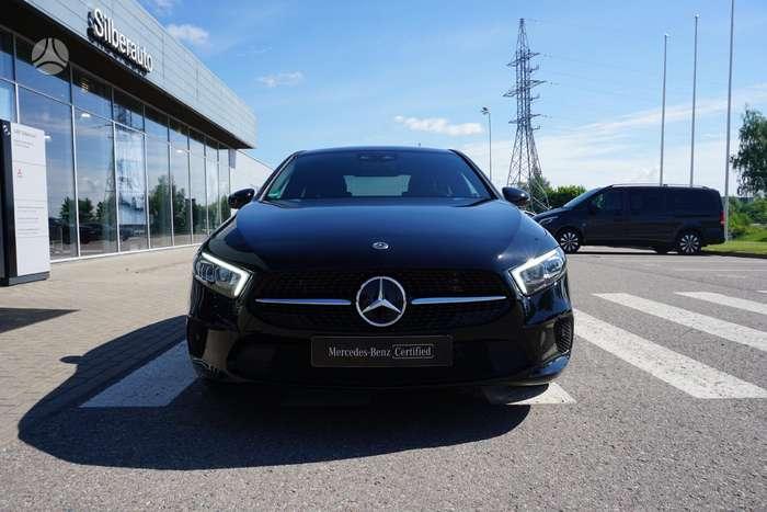 Mercedes-Benz A180, 1.5 l., sedans