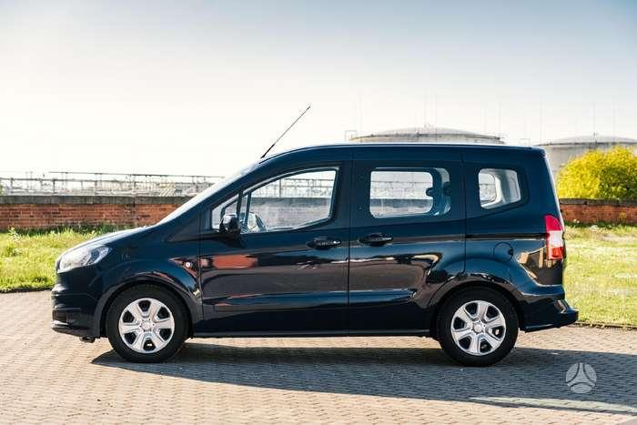 Ford Courier, 1.5 l., mpv / minivan