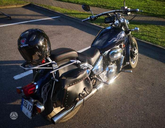 Suzuki VZ 800cc, чопперы / круизеры / custom