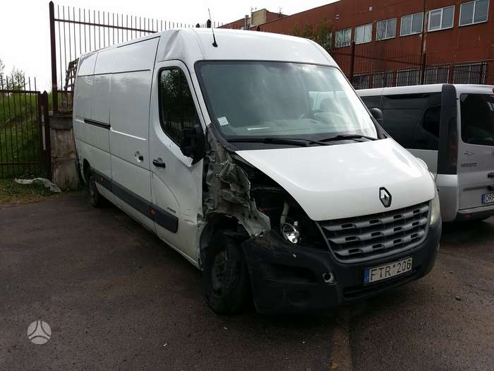 Renault, cargo up to 3,5