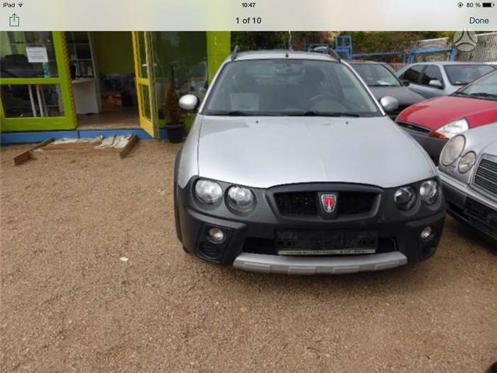 Rover Streetwise For Parts 2003 M A3808740 Autoplius