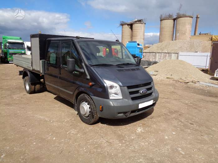 Ford Transit, cargo from 3,5 t up to 5 t