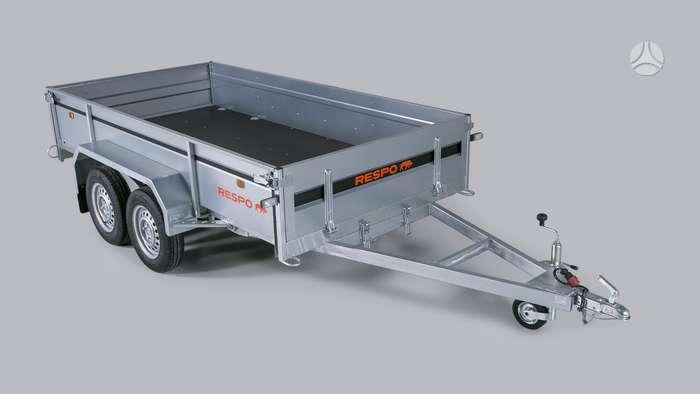Respo 750M302L150 0.42, passenger car trailers
