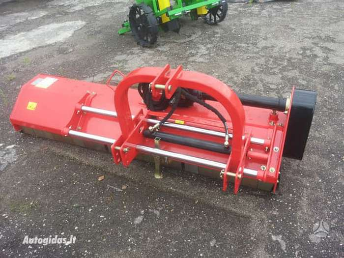 -Kita- DP 205, hay mowers / conditioners