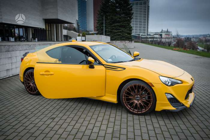 Toyota GT 86, 2.0 l., coupe
