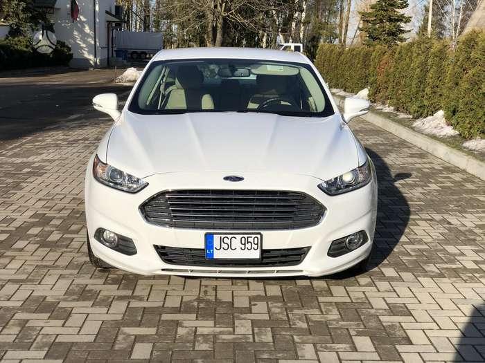 Ford Mondeo, 1.5 l., sedanas