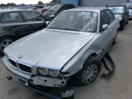BMW 728. Bmw 728 1999m. kondicionierius, automatinė pavarų dėžė,