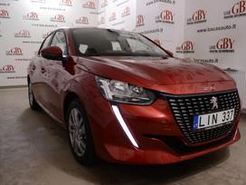Peugeot 208, 1.2 l., hečbekas