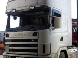 Scania 124 lA, vilkikai