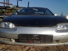 Mazda Mx-6 dalimis. Kiekviena diena ardomos