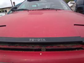 Toyota Celica dalimis. Kiekviena diena
