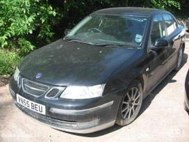 Saab 9-3 dalimis. Saab 93 1,8 turbo 05m. is