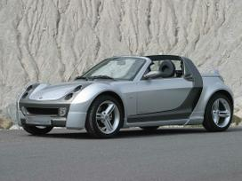 Smart Roadster dalimis. Autodetales smart