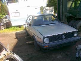 Volkswagen Golf dalimis. Variklis 1.6td iš