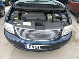Chrysler Voyager dalimis