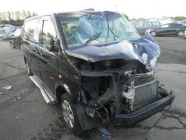 Volkswagen Multivan. Anglas dalimis autodalys taip pat perkame