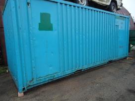 -Kita-, konteinerių gabenimo