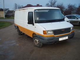 Ldv 400 Convoy D Lwb, krovininiai mikroautobusai