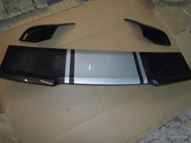 Ford Mustang. Apdailos detalės skirtos ford