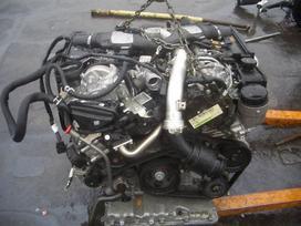 Mercedes-benz M klasė variklio detalės