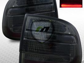 Porsche Cayenne. Galiniai su led zibintai -