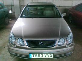 Lexus Gs 300 dalimis. Dalimis - lexus gs300