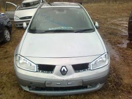 Renault Megane dalimis. Dalimis - renault