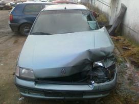 Renault Clio dalimis. Dalimis - renault clio