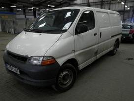 Toyota Hiace, krovininiai mikroautobusai
