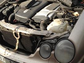 Mercedes-Benz E220. Mb 220 e 2001 m, 2,2 cdi  ,automatinė pavarų