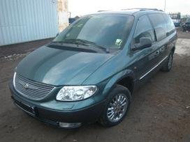 Chrysler Grand Voyager dalimis