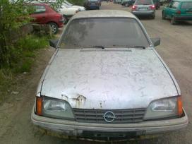 Opel Rekord dalimis. Dalimis - opel rekord