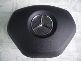 Mercedes-benz Cls klasė oro pagalvės