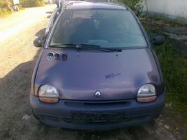 Renault Twingo dalimis. Dalimis - renault
