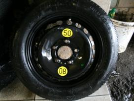 Bmw, plieniniai štampuoti, R15