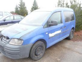 Volkswagen Caddy. Serviso paslaugos (variklių