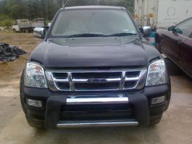 Isuzu Rodeo for parts. Dalimis - isuzu rodeo 2005 3.0l td