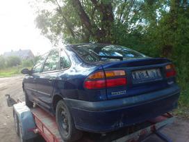 Renault Laguna dalimis. Variklio kodas k4m720