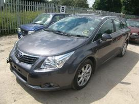 Toyota Avensis dalimis. Is anglijos, srs, abs