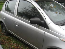 Toyota Yaris. Automobilis iš vokietijos ,yra