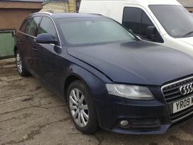 Audi A4 dalimis. R19 (4vnt.), r17 (4vnt.)