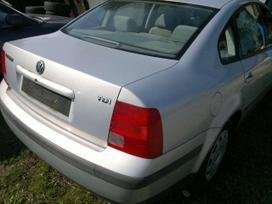 Volkswagen Passat dalimis. Dalimis vw passat: 1.8, 1.8t, 2.0, 1.
