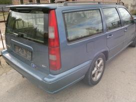 Volvo V70 dalimis. Audi a4 97m, 1.9tdi a4