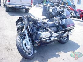 Honda Goldwing, cruisers / touring