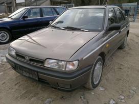 Nissan Sunny dalimis. 1988-1996m 1.4, 1.6, 2