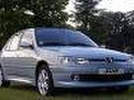 Peugeot 306 dalimis. 1994-98m 1.4, 1.6