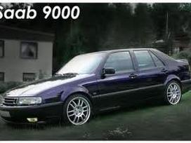Saab 9000 dalimis. 1990-95m 2.0, 2.3