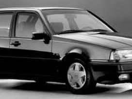 Volvo 440 dalimis. 1990-97m 1.7, 1.8, 2.0